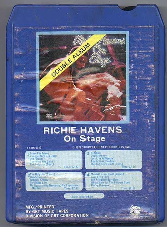 Richie Havens What About Me